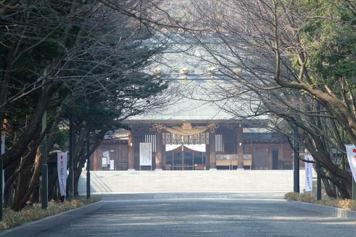 北海道神宮 表参道
