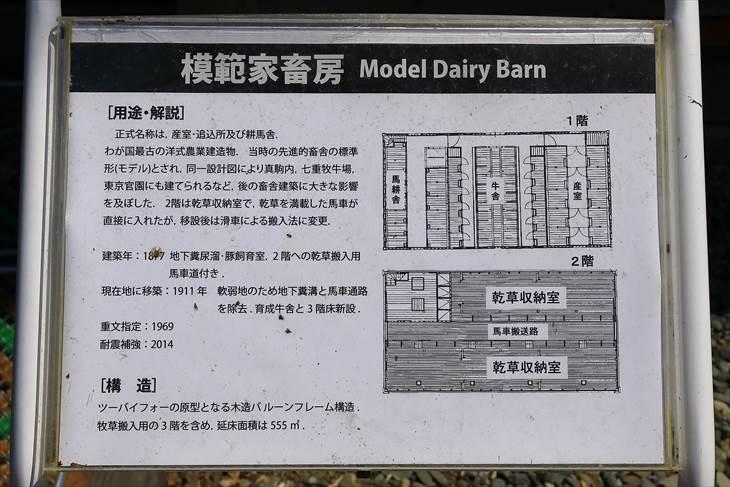 札幌農学校第2農場 模範家畜房