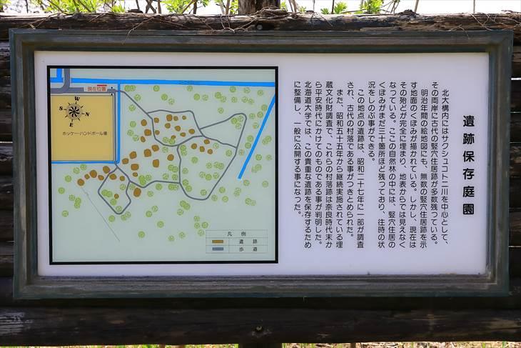 北大 遺跡保存庭園