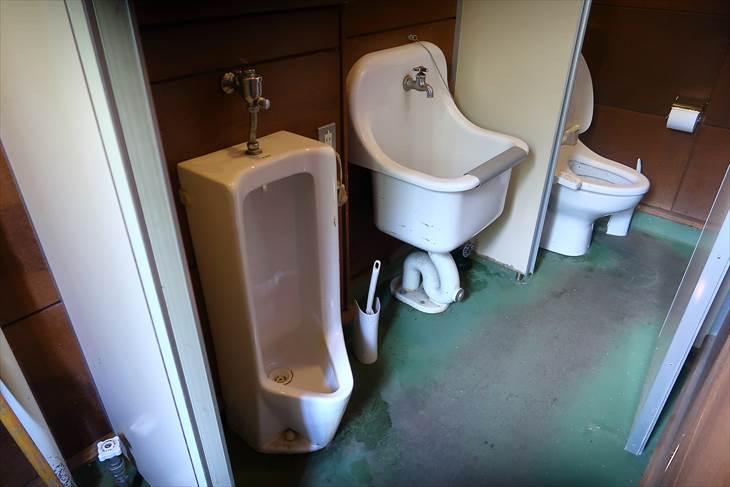 札幌農学校第2農場 トイレ