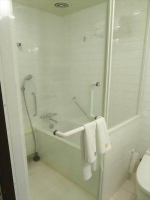JRタワーホテル日航札幌のバスルーム