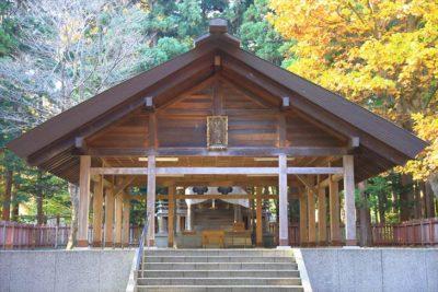 北海道神宮 開拓神社