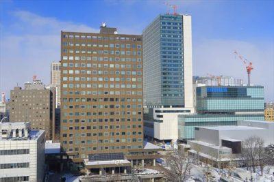 札幌市役所展望回廊