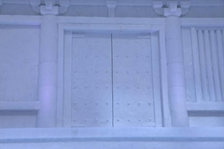 【大雪像】 奈良・薬師寺 大講堂