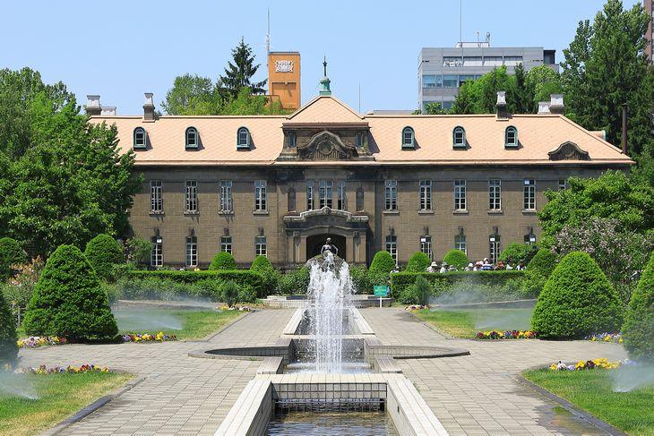 札幌市資料館(旧札幌控訴院)