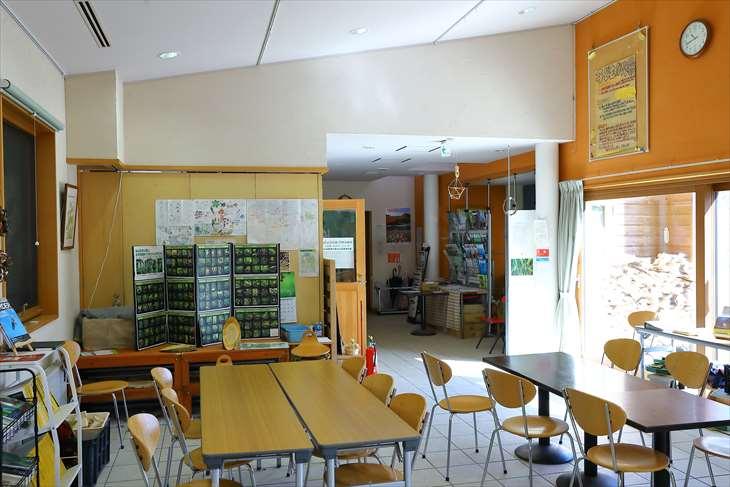 旭山記念公園・森の家