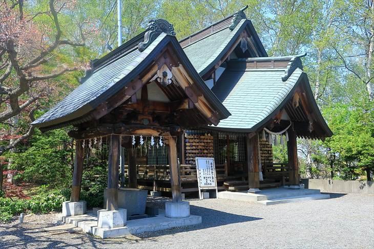 平岸天満宮・太平山三吉神社
