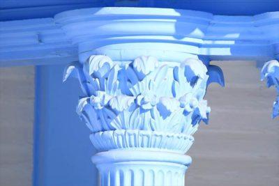 豊平館の装飾