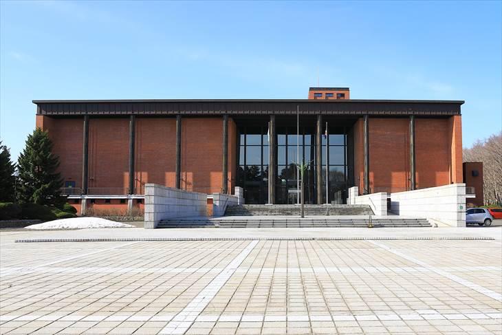 北海道博物館の外観