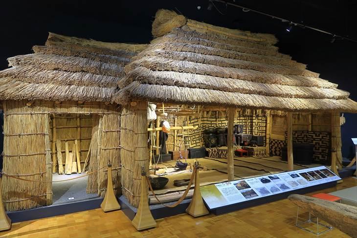 北海道博物館 アイヌ文化と世界