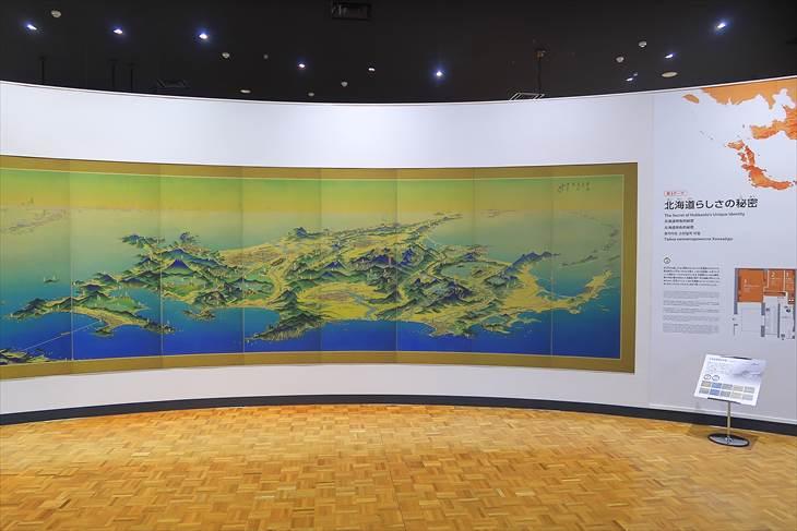 北海道博物館 北海道らしさの秘密