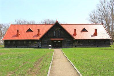 北海道大学農学部(旧東北帝国大学農科大学)第二農場