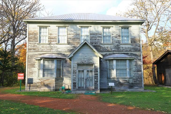 北海道大学農学部博物館バチェラー記念館