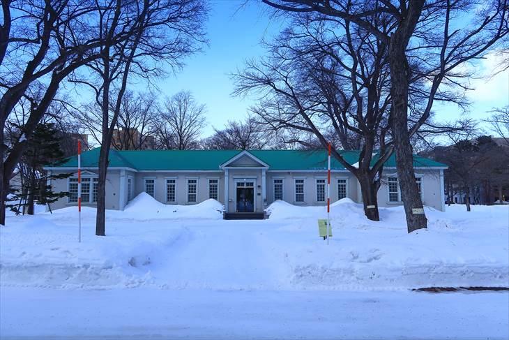 北海道大学旧札幌農学校昆虫及養蚕学教室
