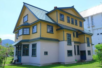旧北星女学校宣教師館