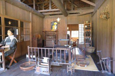 北海道開拓の村 旧田村家北誠館蚕種製造所