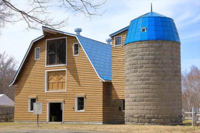 北海道開拓の村 旧小川家酪農畜舎