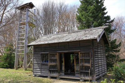 北海道開拓の村 旧山本消防組番屋