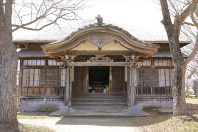 北海道開拓の村 旧龍雲寺