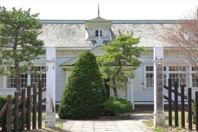 北海道開拓の村 旧北海中学校