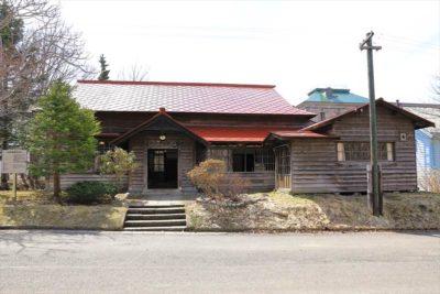 北海道開拓の村 旧松橋家住宅