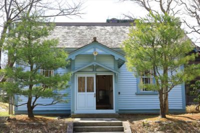 北海道開拓の村 旧福士家住宅