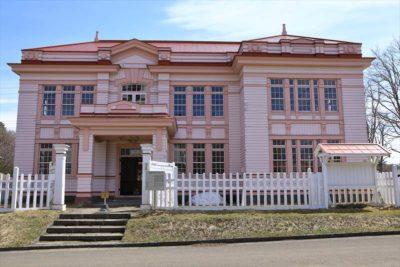 北海道開拓の村 旧浦河支庁庁舎