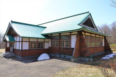 北海道開拓の村 旧札幌師範学校武道場