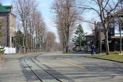 北海道開拓の村 馬車鉄道