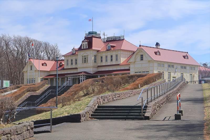 北海道開拓の村 旧札幌停車場