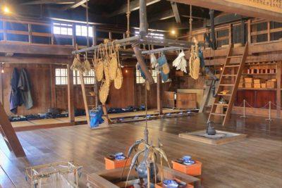 北海道開拓の村 旧青山家漁家住宅