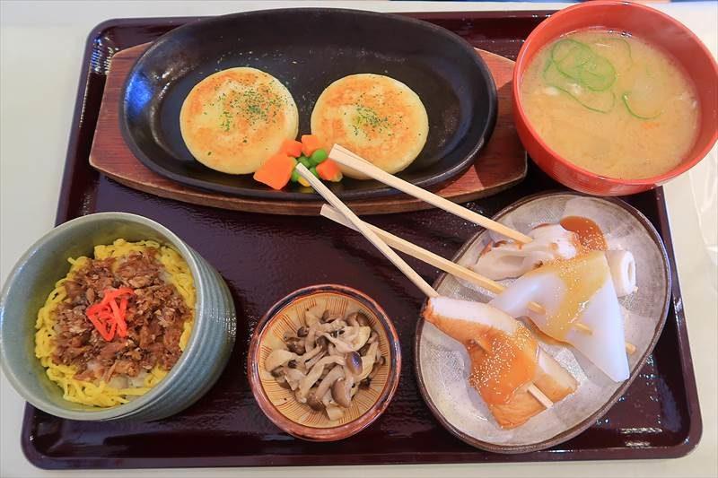 北海道開拓の村 食堂