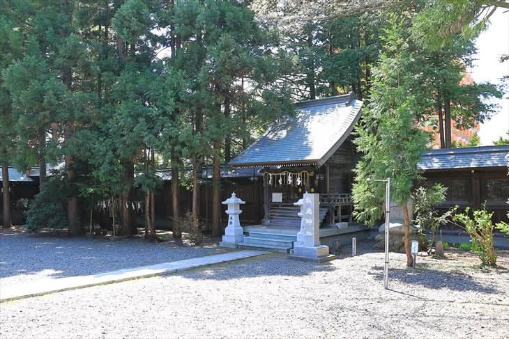 琴似神社 報徳神社