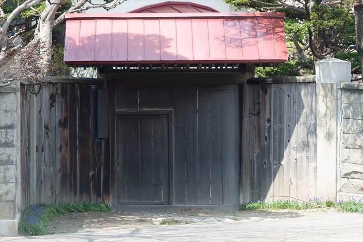 黒田家住宅表門