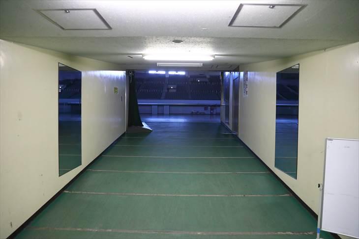 真駒内屋内競技場