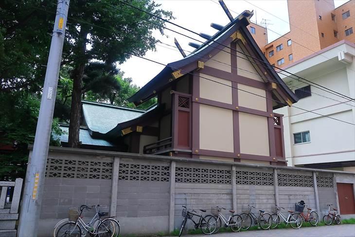 札幌 三吉神社