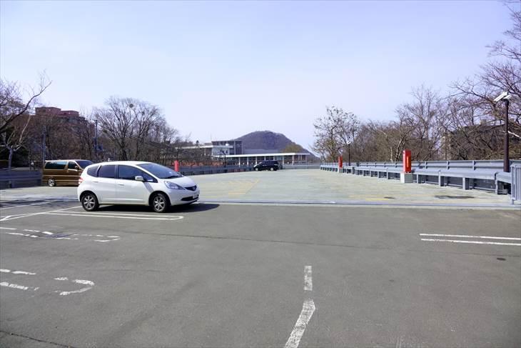 もいわ山ロープウェイ駐車場