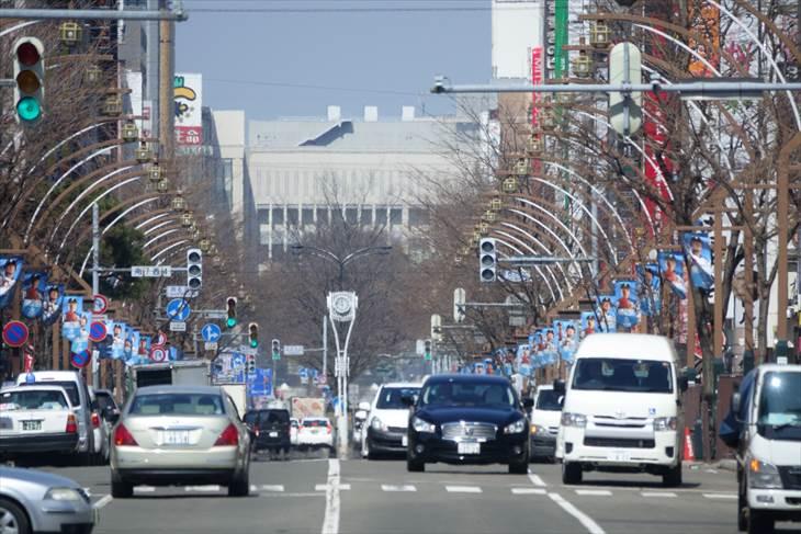 札幌駅前通