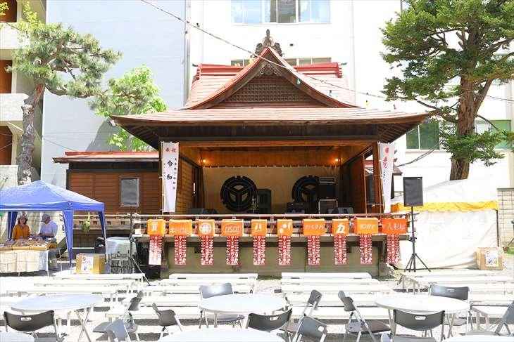 札幌三吉神社 おまつり