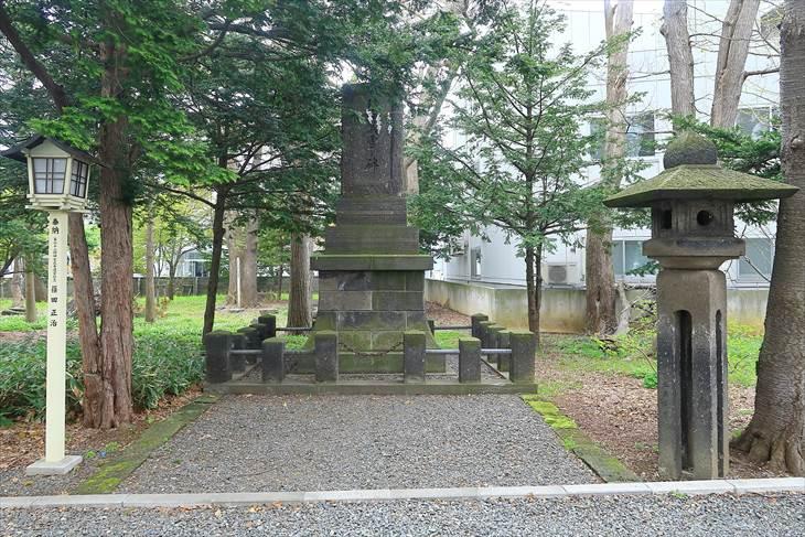 新琴似神社 殉国英霊の碑