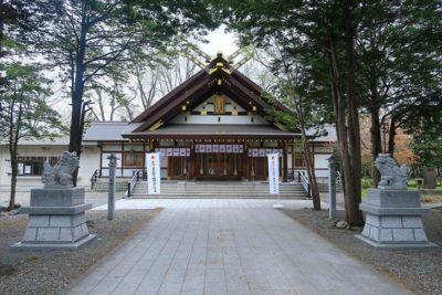 新琴似神社