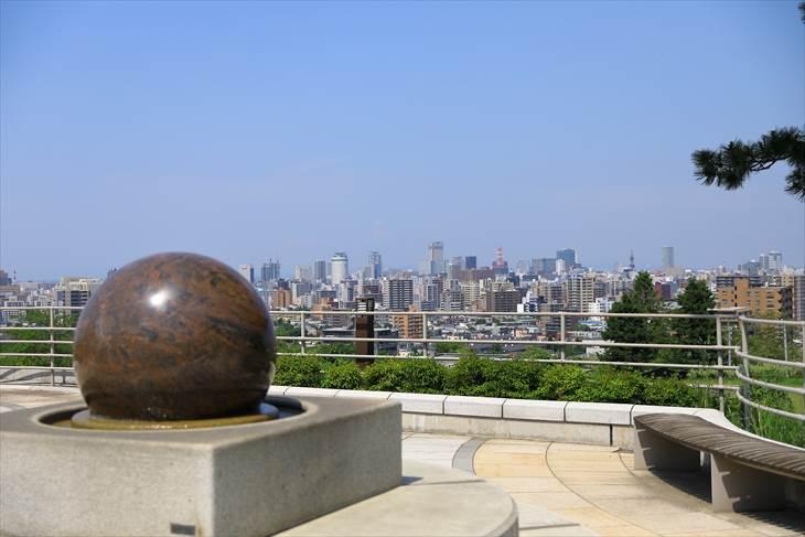 札幌市水道記念館グラニットボール