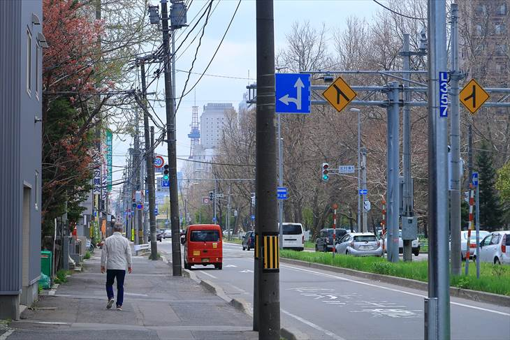 札幌諏訪神社への行き方