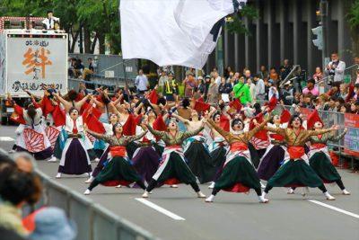YOSAKOIソーラン祭り