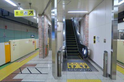 地下鉄東西線『発寒南駅』