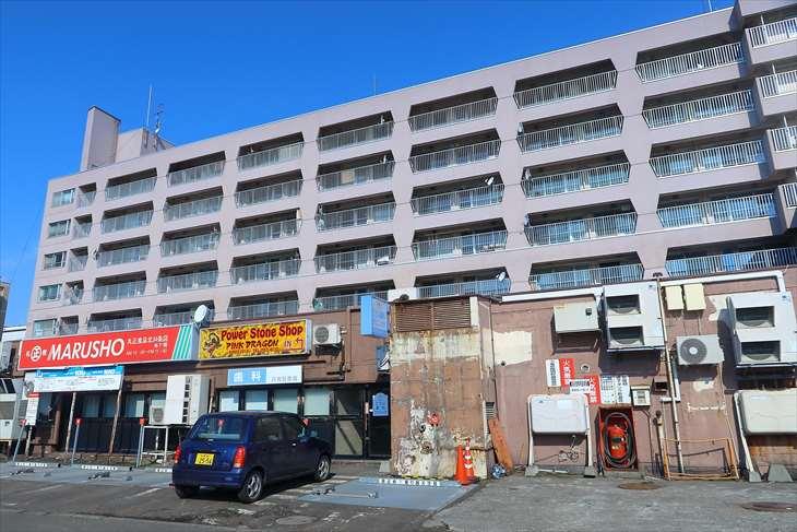 北34条駅のマンション