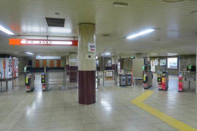 地下鉄東西線 琴似駅 東出口