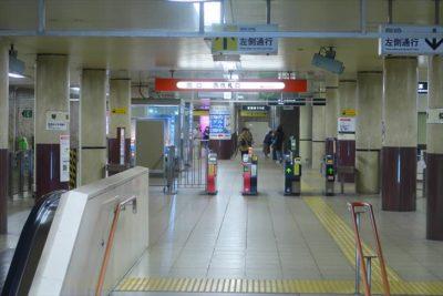 地下鉄東西線 琴似駅 西出口