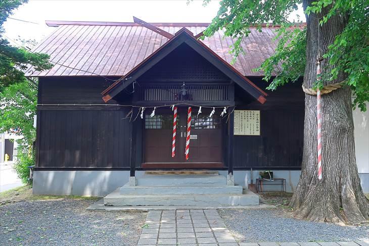 中の島神社 社殿
