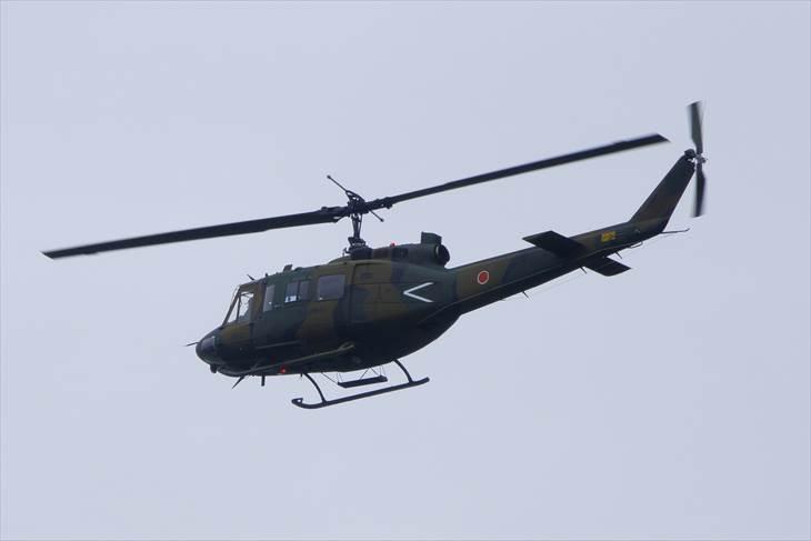 丘珠空港緑地 みなみかぜ広場 ヘリコプター